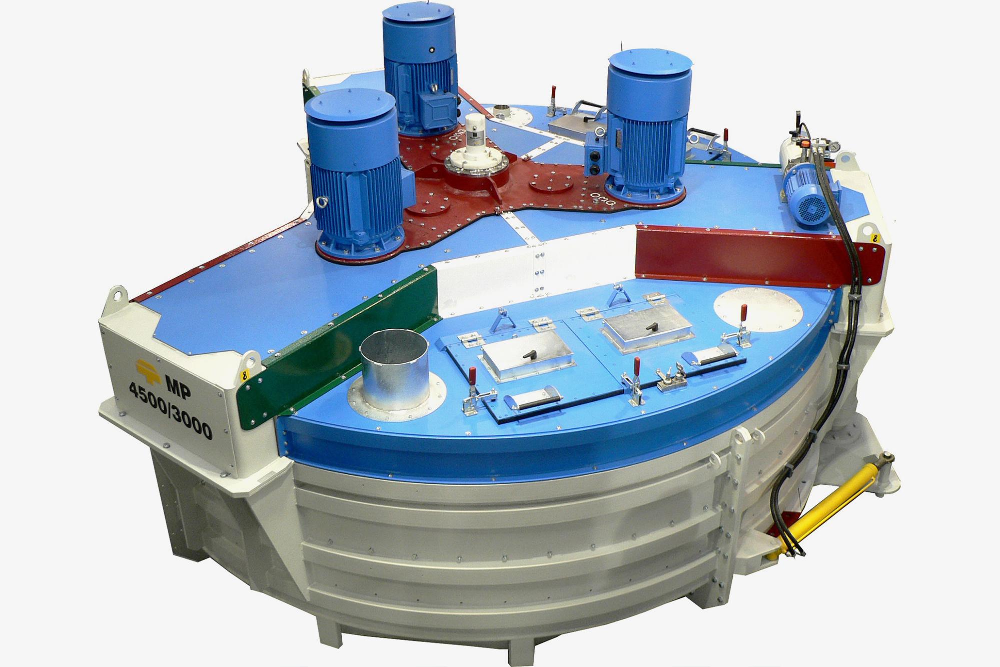 Sicoma Mixers United Kingdom And Ireland